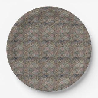 """HAMbyWG - placas de papel 9"""" - diamante suave del Platos De Papel"""