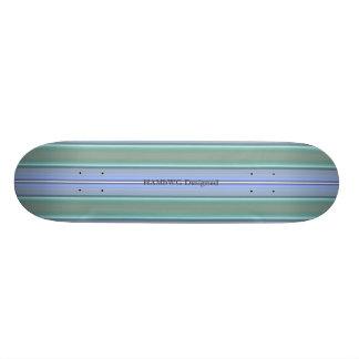 HAMbyWG - Skateboard - Mint Periwinkle Glowing