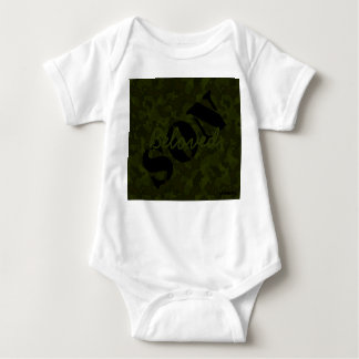 HAMbyWG - T-Shirt - Beloved Son Green Camouflage