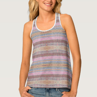 HAMbyWG - Woman's Tank Top -  Indian Summer