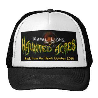 Hamel Lions Haunted Acres Trucker Hat