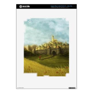 hamelin fairytale iPad skin