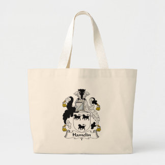 Hamelin Family Crest Canvas Bags