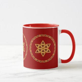 Hamentashen Star of David Mug