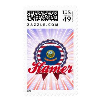 Hamer, ID Postage Stamps