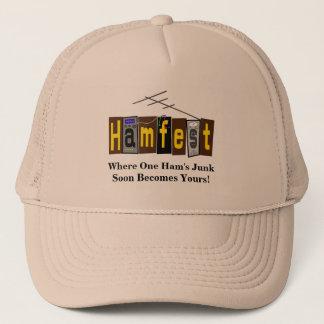 Hamfest Ham Radio Junk Cap or Hat