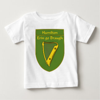Hamilton 1798 Flag Shield Baby T-Shirt