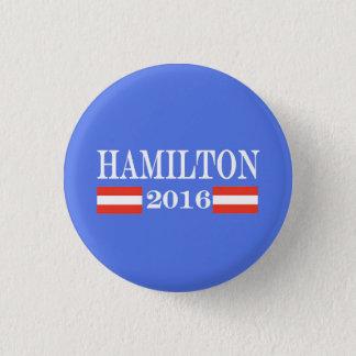 Hamilton 2016 button