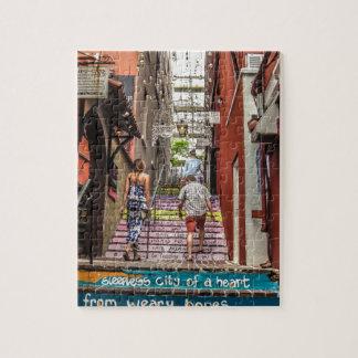 Hamilton Alley Jigsaw Puzzle