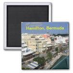 Hamilton bermuda magnet