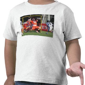 HAMILTON, CANADÁ - 16 DE JULIO:  Scott Rodgers #42 Camiseta