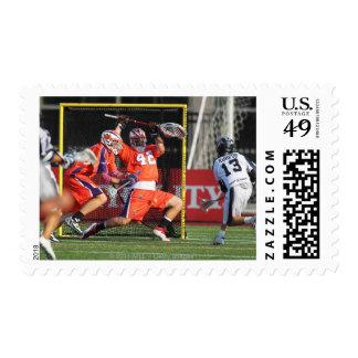 HAMILTON, CANADÁ - 16 DE JULIO:  Scott Rodgers #42 Sello Postal