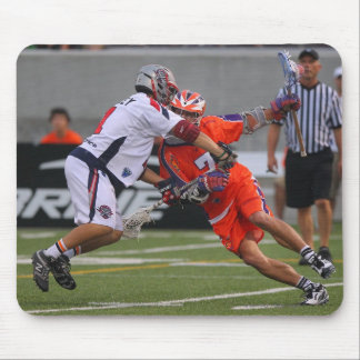 HAMILTON, CANADA - AUGUST 6: Casey Powell #7 Mouse Pad