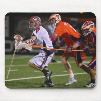 HAMILTON, CANADA - AUGUST 6: Greg Downing #8 Mouse Pad