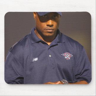 HAMILTON, CANADA - AUGUST 6: Head coach Bill Mouse Pad