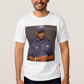 HAMILTON, CANADA - AUGUST 6: Head coach Bill Tee Shirt