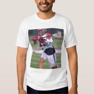 HAMILTON, CANADA - AUGUST 6: Kevin Buchanan #27 T-shirt