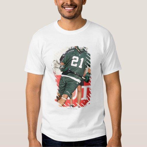 HAMILTON,CANADA - JULY1:  Chris Fiore #21 T-Shirt