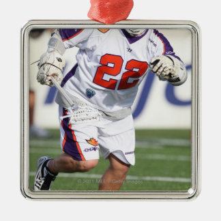 HAMILTON,CANADA - JULY1:  Cody Jamieson #22 2 Metal Ornament
