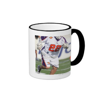 HAMILTON,CANADA - JULY1:  Cody Jamieson #22 2 Ringer Mug