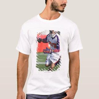 HAMILTON,CANADA - JULY1:  David Earl #27 4 T-Shirt