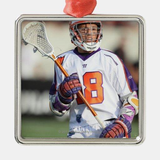 HAMILTON,CANADA - JULY1:  Jarrett Davis #18 4 Ornament
