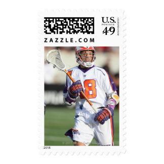 HAMILTON,CANADA - JULY1:  Jarrett Davis #18 4 Stamp
