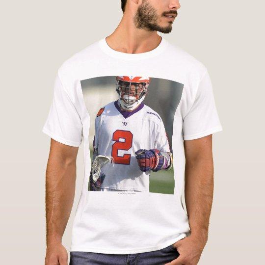 HAMILTON,CANADA - JULY1:  Jeremy Boltus #2 T-Shirt