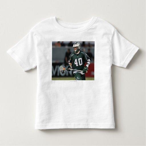 HAMILTON, CANADA - JULY1:  Matt Danowski #40 Shirt
