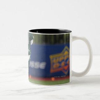 HAMILTON,CANADA - JULY1:  Nicky Polanco #41 Two-Tone Coffee Mug