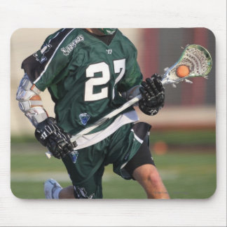 HAMILTON,CANADA - JULY1:  Ryan Young #27 Mouse Pad