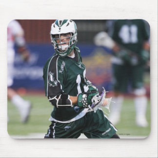 HAMILTON, CANADA - JULY1:  Stephen Berger #13 Mouse Pad