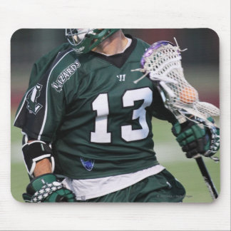 HAMILTON,CANADA - JULY1:  Stephen Berger #13 Mouse Pad