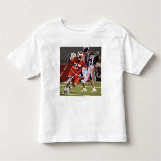 HAMILTON,CANADA - JULY 16:  Barney Ehrmann #43 2 Toddler T-shirt