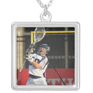 HAMILTON,CANADA - JULY 16:  Brian Phipps #30 2 Silver Plated Necklace