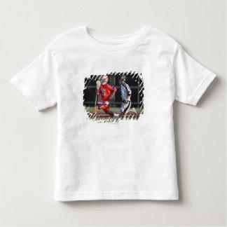 HAMILTON,CANADA - JULY 16:  Dan Burns #15 2 Toddler T-shirt