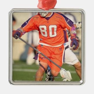 HAMILTON,CANADA - JULY 16:  Donny Moss #80 2 Metal Ornament