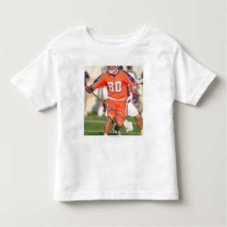 HAMILTON,CANADA - JULY 16:  Donny Moss #80 2 Toddler T-shirt