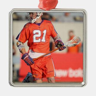 HAMILTON,CANADA - JULY 16:  Kevin Crowley #21 2 Metal Ornament