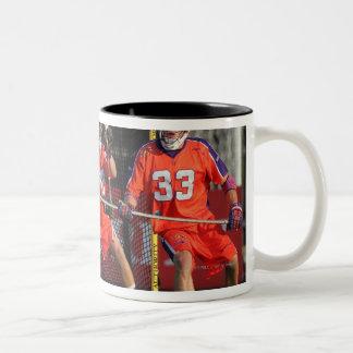 HAMILTON,CANADA - JULY 16:  Scott Rodgers #42 2 Coffee Mug