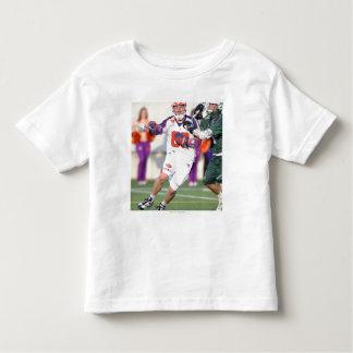 HAMILTON, CANADA - JULY 1:  Donny Moss #80 Toddler T-shirt