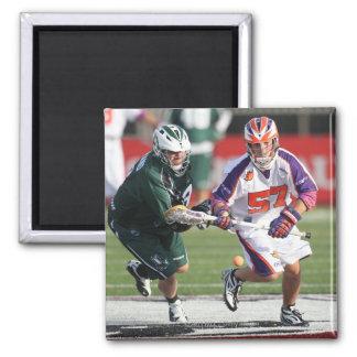 HAMILTON, CANADA - JULY 1:  Matt Dolente #57 2 Inch Square Magnet