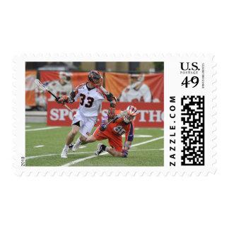 HAMILTON, CANADA - JUNE 18:  Bill McGlone #33 2 Postage Stamp