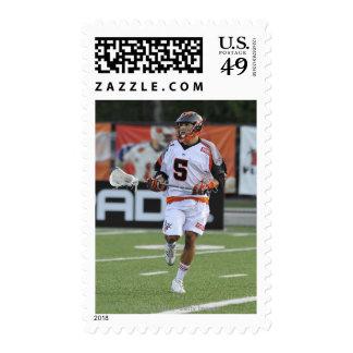 HAMILTON, CANADA - JUNE 18:  Casey Cittadino #5 Stamp