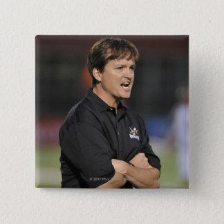 HAMILTON, CANADA - JUNE 18:  Head Coach Tom Button
