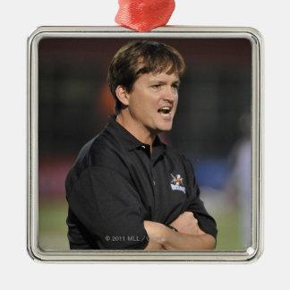HAMILTON, CANADA - JUNE 18:  Head Coach Tom Metal Ornament