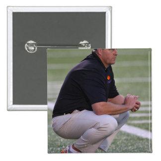 HAMILTON, CANADA - JUNE 25: Head coach Regy Button