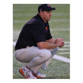 HAMILTON, CANADA - JUNE 25: Head coach Regy Postcard