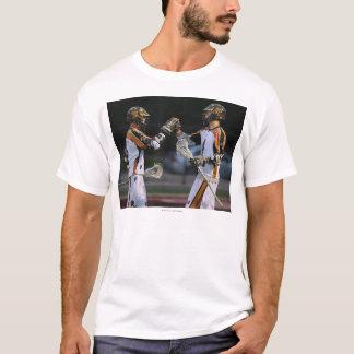 HAMILTON, CANADA - JUNE 25: Jeff Colburn #4 2 T-Shirt