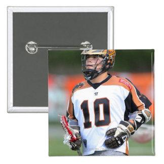 HAMILTON, CANADA - JUNE 25: Jordan McBride #10 4 Pinback Button